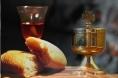 Du pain, du vin et un ciboire