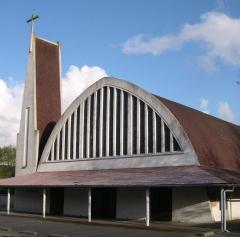 St LOUIS de MONTFORT